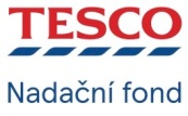 Nadacni fond Tesco 2019 logo vertical CZ